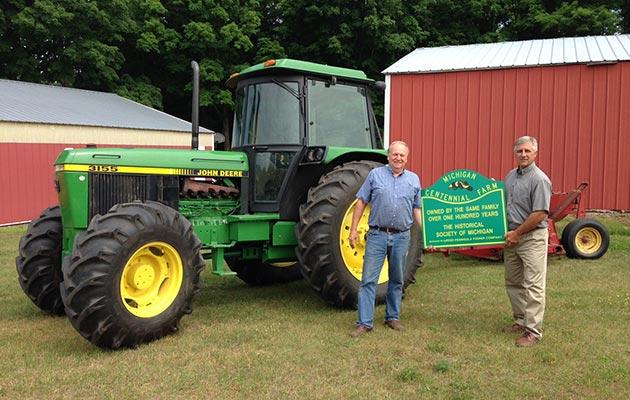 Vuk Centennial Farm Designation